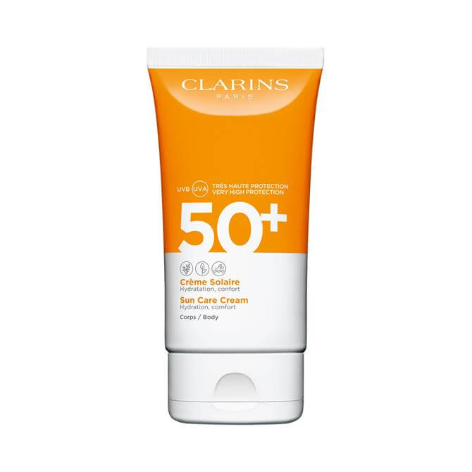 Clarins Sun Care Cream UVB/UVA 50+ for Body 150ml