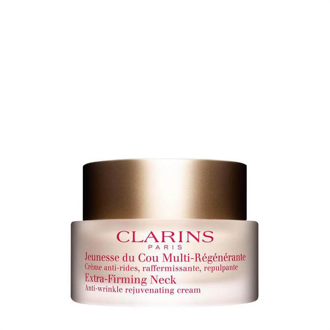 Clarins Extra-Firming Neck Anti Wrinkle Rejuvenating Cream 50ml