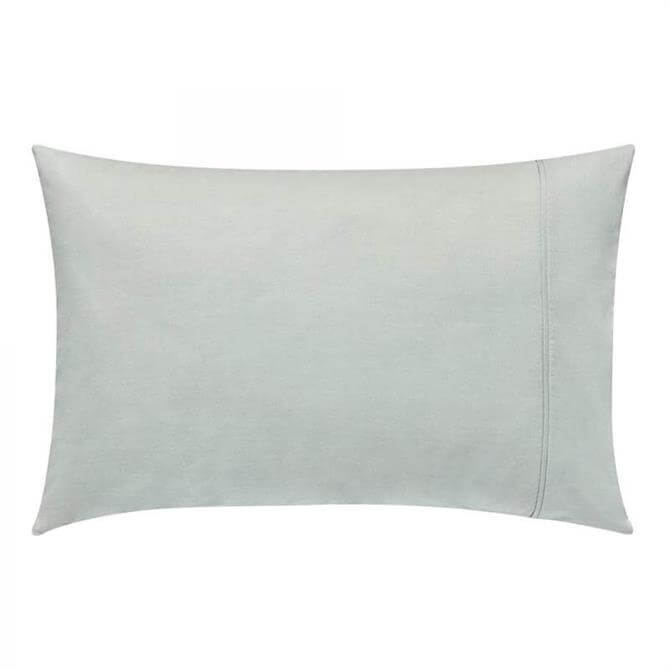 Clarissa Hulse Mini Patchwork Spice (Silver) Housewife Pillowcase: Pair