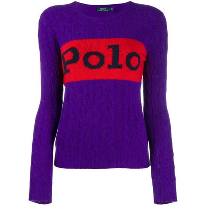 Polo Ralph Lauren Polo Cable Knit Jumper