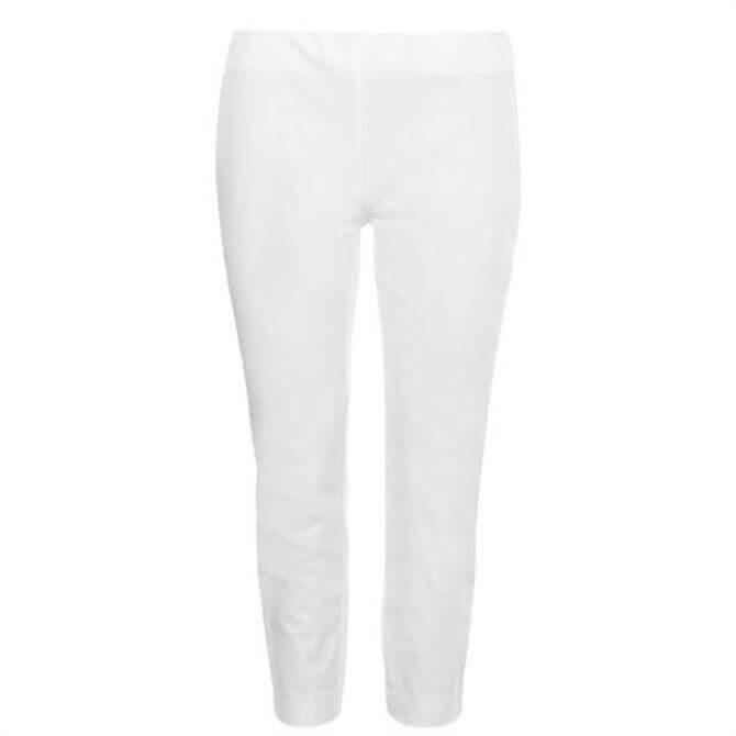 Lauren Ralph Lauren Keslina Skinny Crop Trouser
