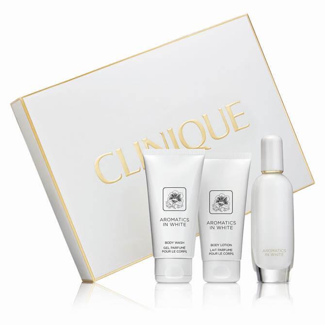 Clinique Aromatics in White Essentials Set