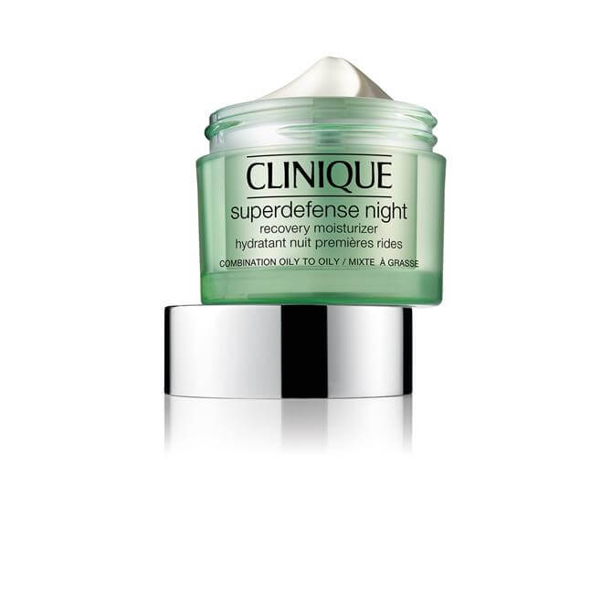 Clinique Superdefence Night Recovery 50ml Combination Oily