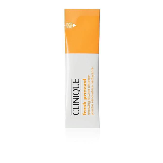 Clinique Fresh Pressed Pure Vitamin C 5% Renewing Powder Cleanser