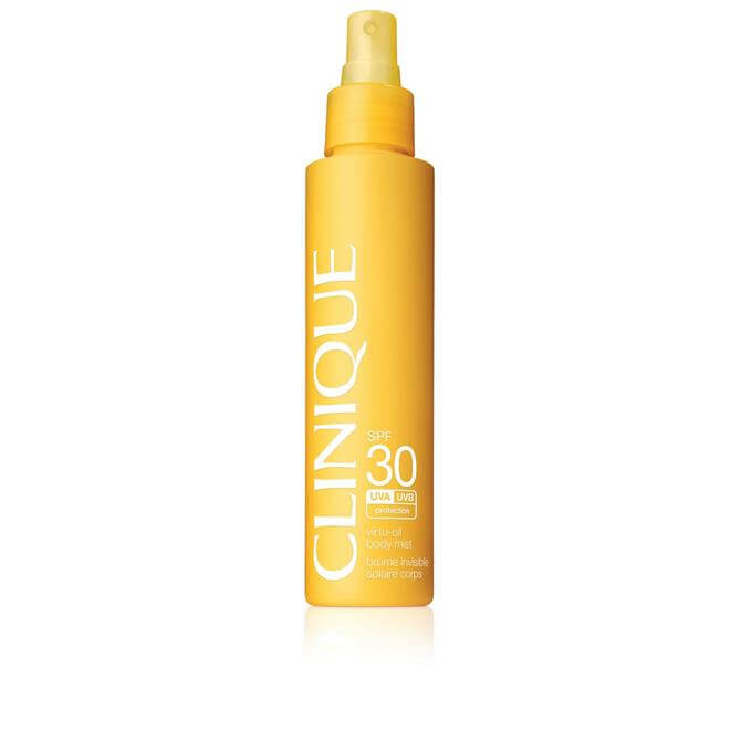 Clinique Virtu - Oil Body Mist SPF30 144ml