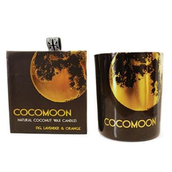 Cocomoon Scented Wax Candle