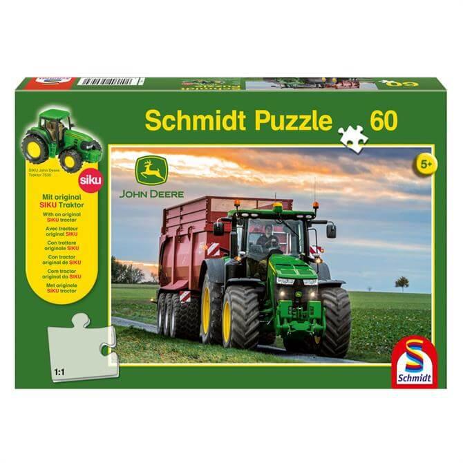 John Deere 8370 Tractor 60 Piece Puzzle