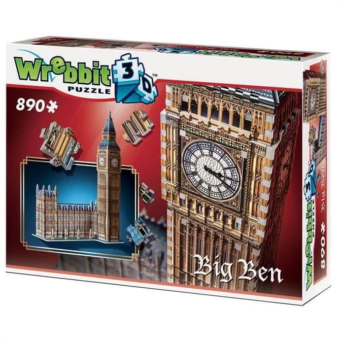 Big Ben Parliament 3D Jigsaw Puzzle