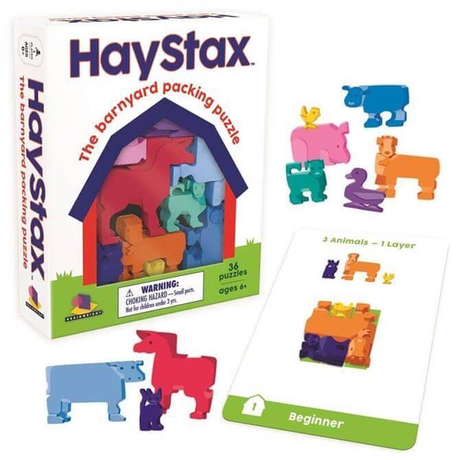 Hay Stax Barnyard Puzzle