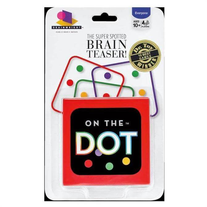 On The Dot Puzzle Brain Teaser