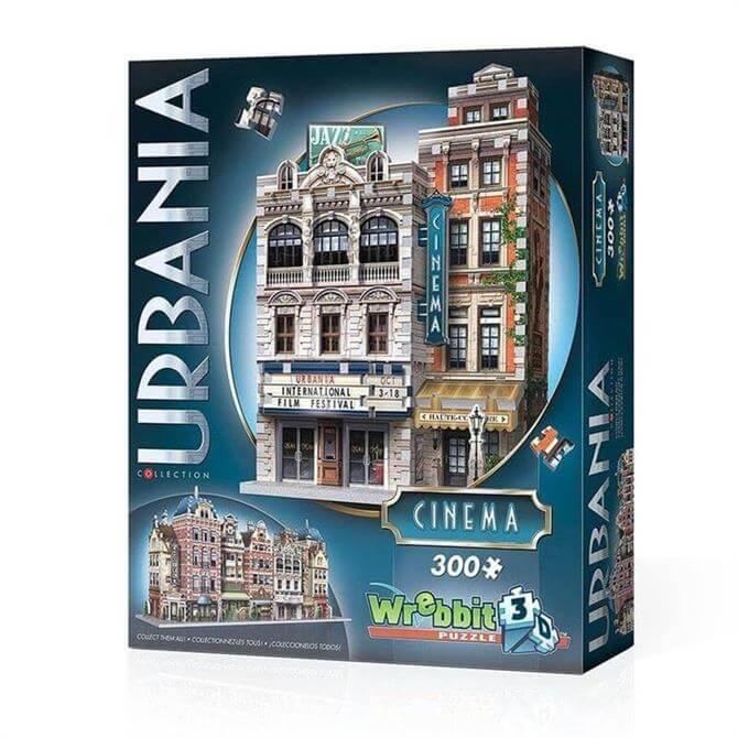 Wrebbit 3D Jigsaw Puzzle Urbania Cinema