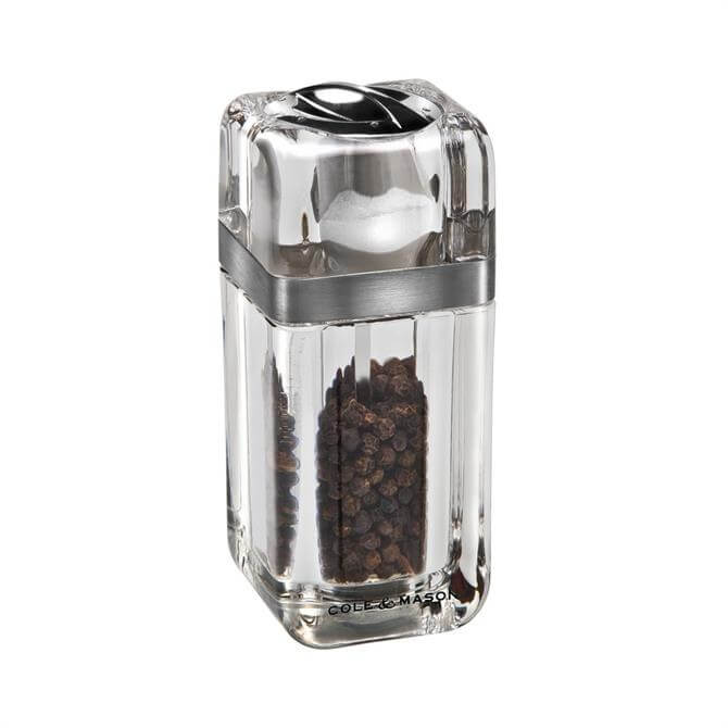 Cole & Mason Kempton Salt & Pepper Combi Mill