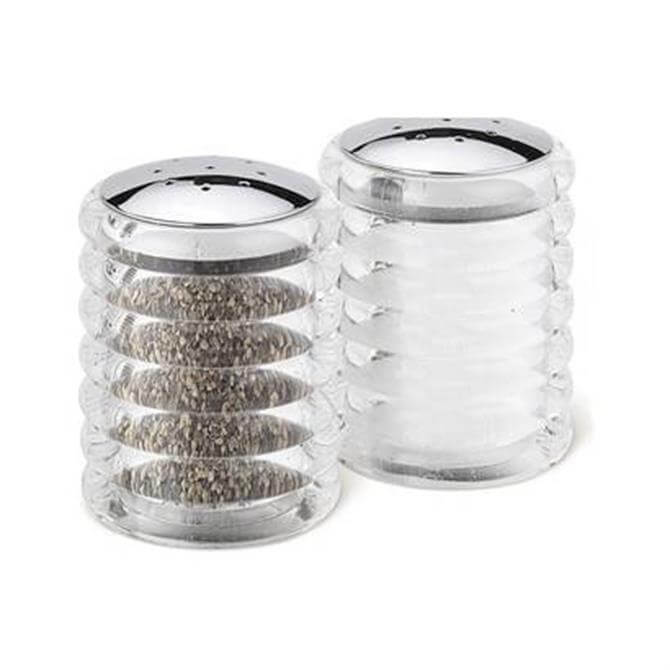 Cole & Mason Acrylic Shaker Set of 2