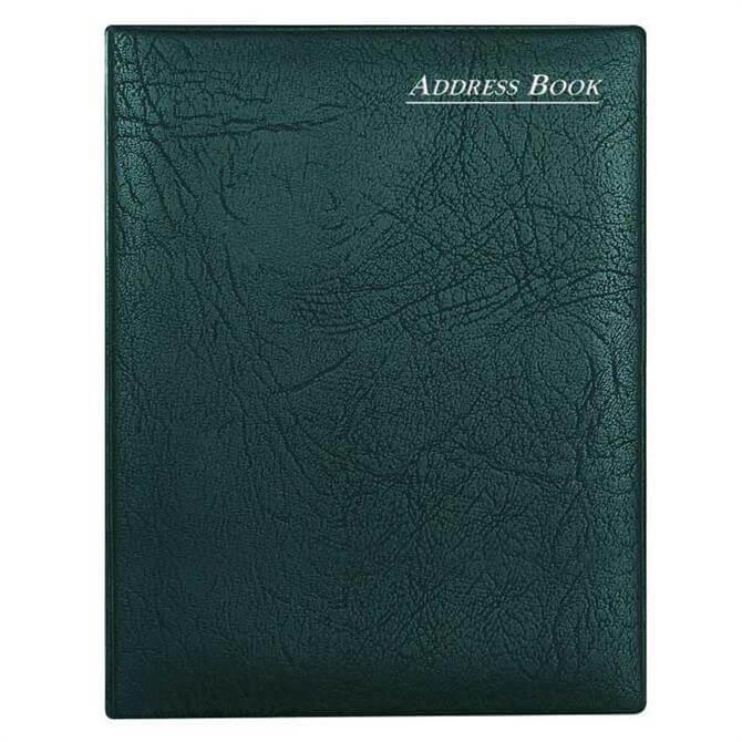 Collins A5 Address Book