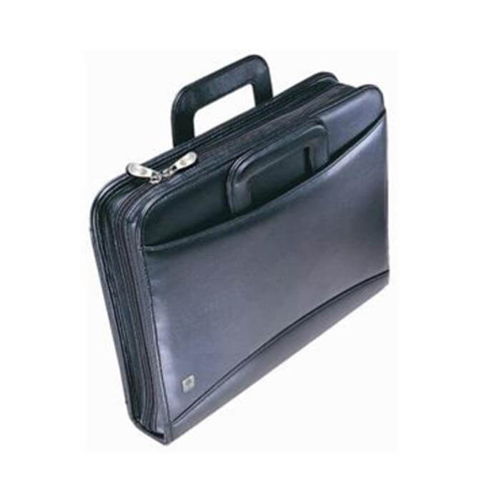 Collins Conference Folder with Retractable Handles