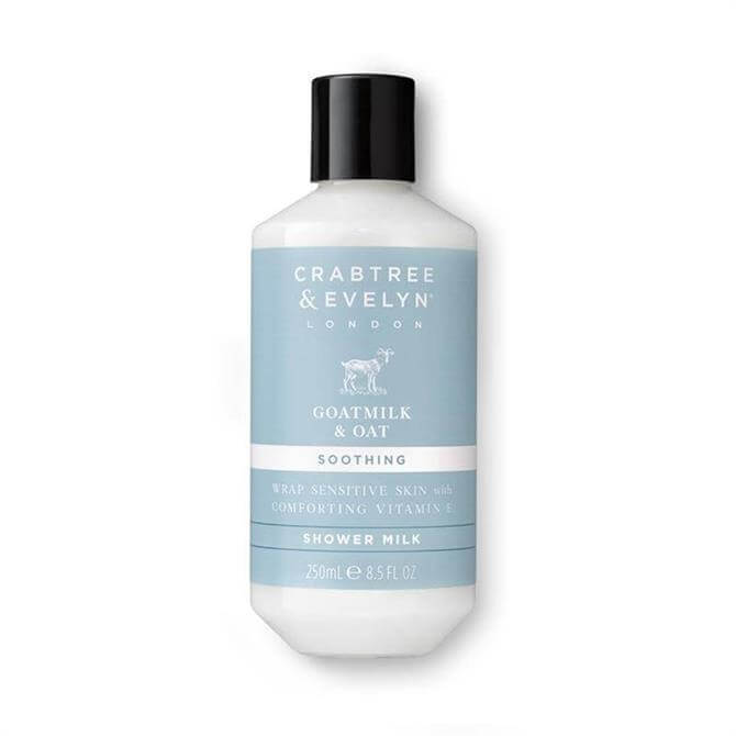 Crabtree & Evelyn Goatmilk & Oat Shower Milk 250ml