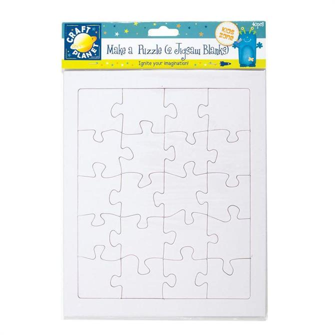 Craft Planet Make a Puzzle