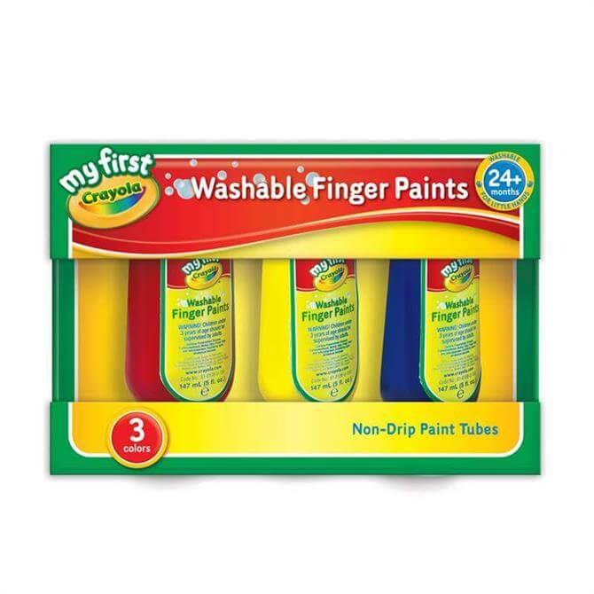 Crayola My First Crayola Finger Paints