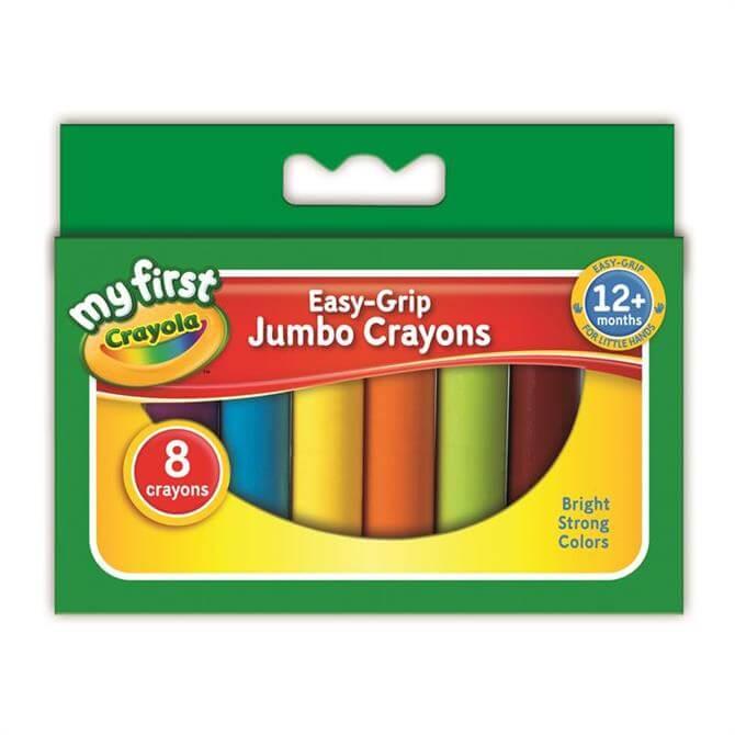 Crayola 8 My 1st Jumbo Crayons