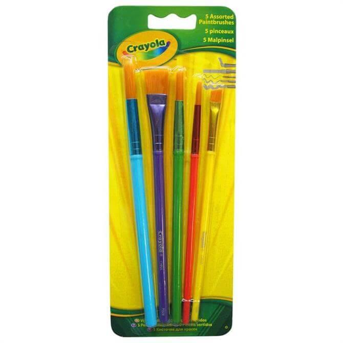 Crayola Paintbrush Pack