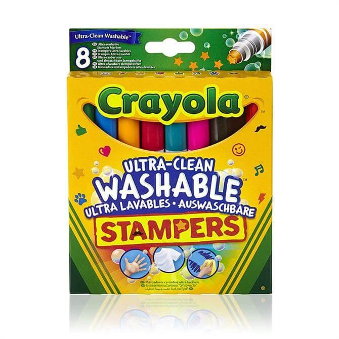 Crayola 8 Stamper Markers