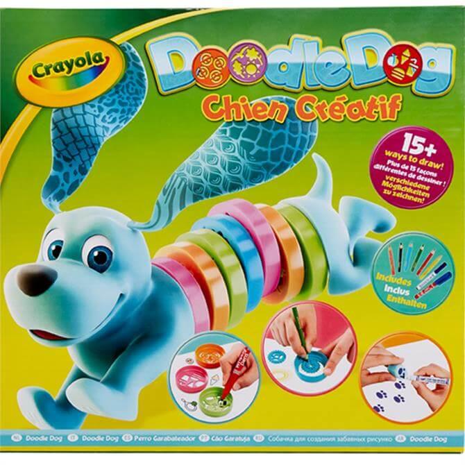 Crayola Doodle Dog Kit