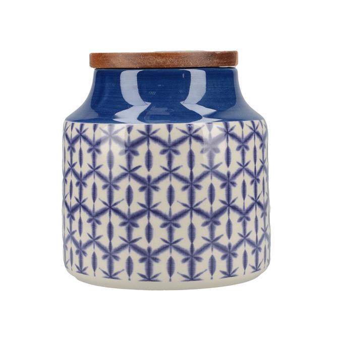 Creative Tops Drift Storage Jar: Blue