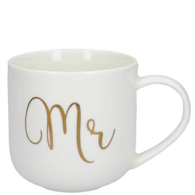 Ava & I Mr Curved Can Mug