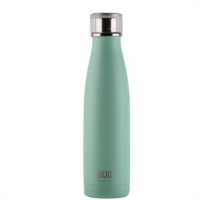 Built 500ml Double Walled Stainless Steel Mint Water Bottle