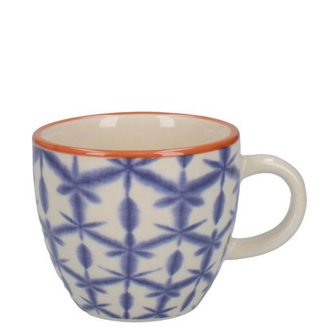 Mikasa Drift Batik Espresso Cup