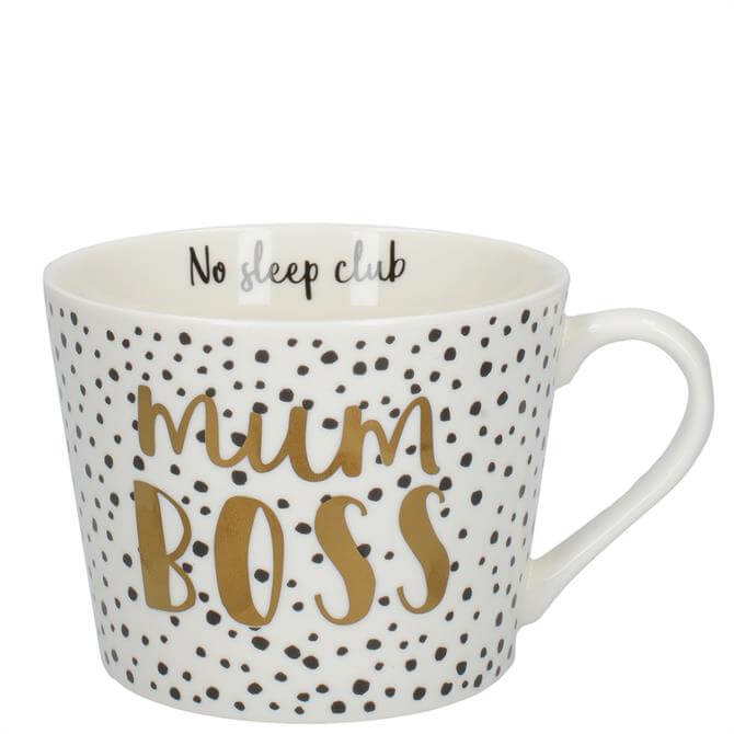 Ava & I Mum Boss Squat Conical Mug