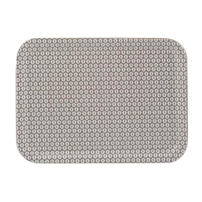 Creative Tops Drift Small Grey Willow Tray