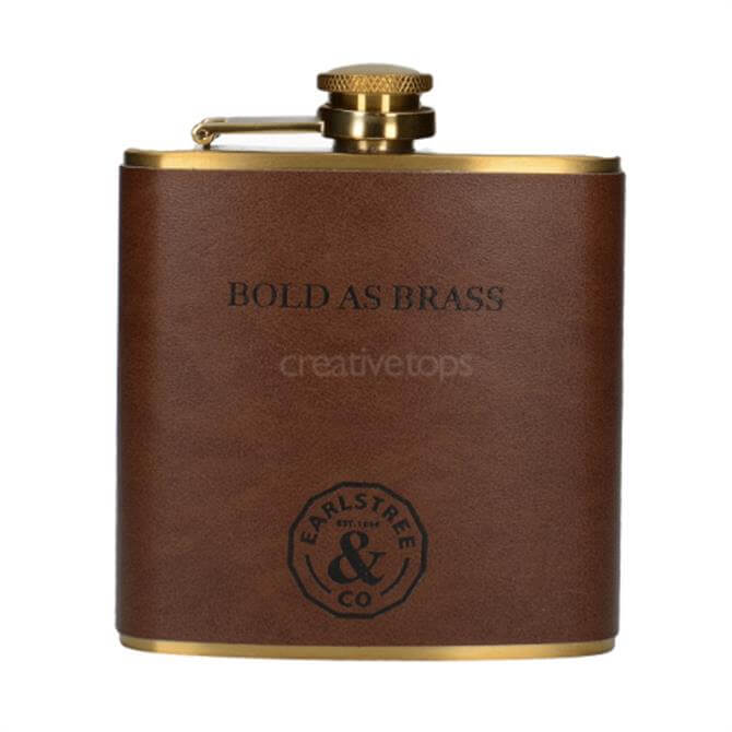 Creative Tops Earlstree Hip Flask