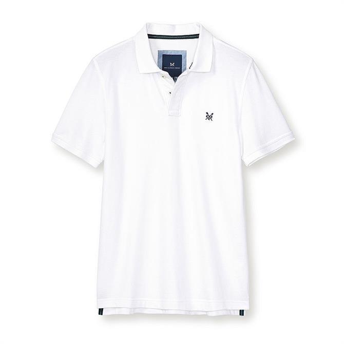 Crew Clothing Classic Cotton Pique Polo