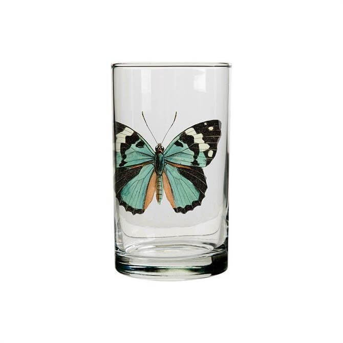 Cubic Biologica Butterfly Glass