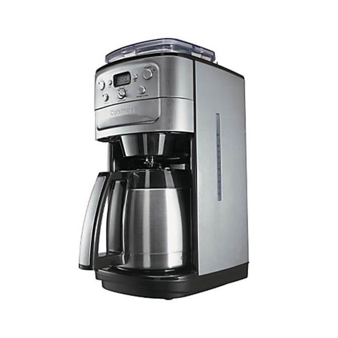 Cuisinart Grind & Brew Plus Filter Coffee Machine