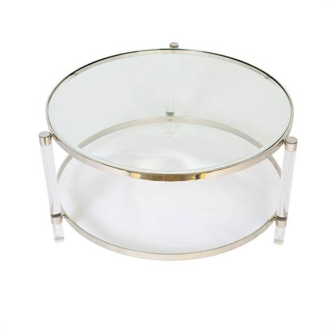 Culinary Concepts Art Deco Coffee Table