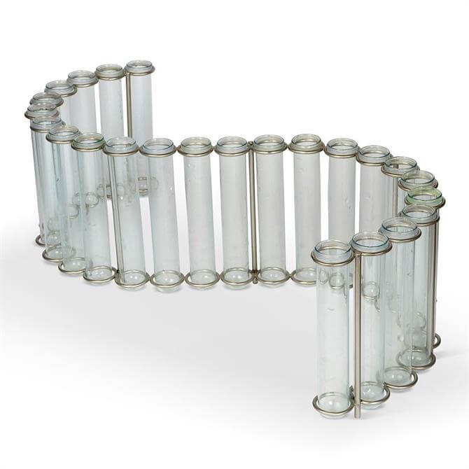 Culinary Concepts S Shaped Test Tube Table Vase