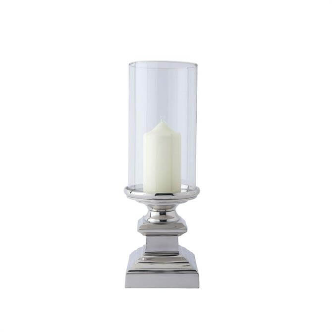 Culinary Concepts Glass Paris Hurricane Lantern
