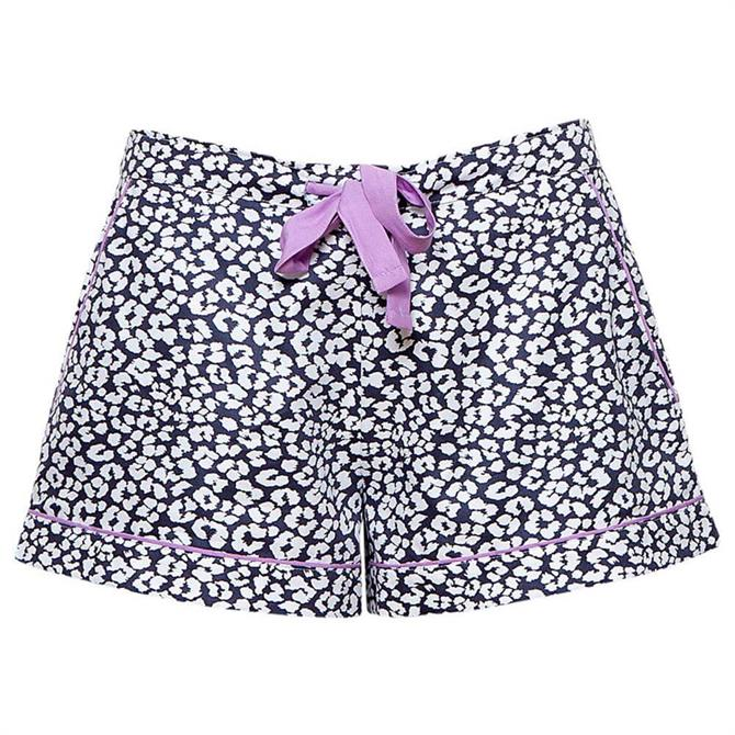 Cyberjammies Laura Woven Animal Print Shorts