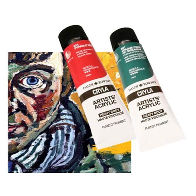Daler Rowney Cryla Acrylic Paint 75ml