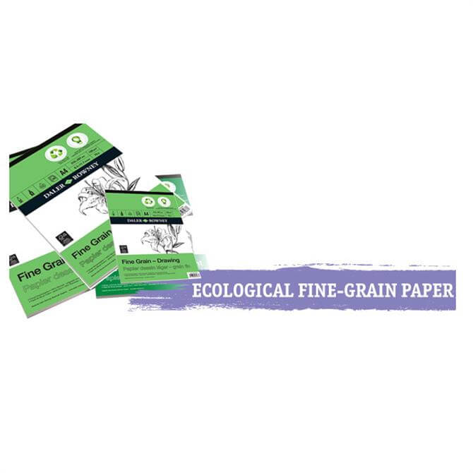 Daler Rowney Fine Grain Eco Drawing Pad