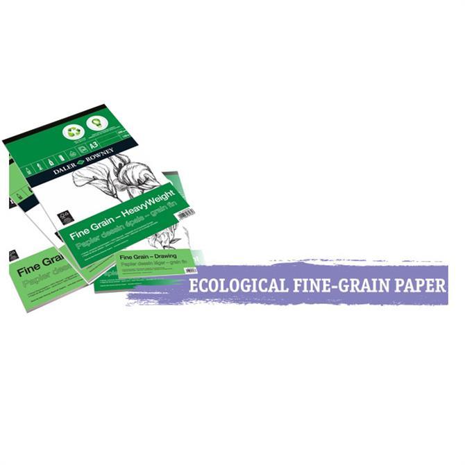 Daler Rowney Fine Grain Eco Heavyweight Pad