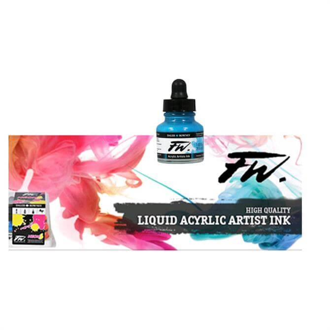 Daler Rowney FW Acrylic Ink 29.5ml