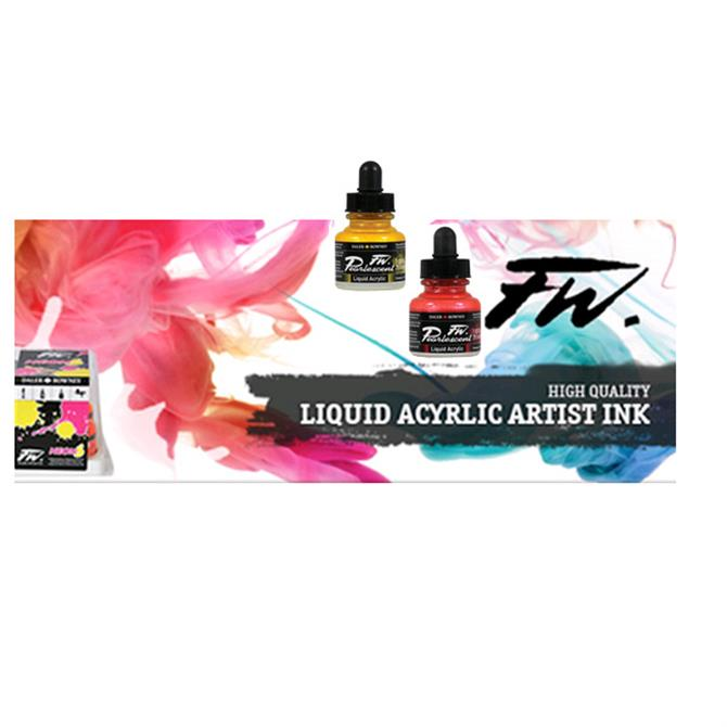 Daler Rowney FW Pearlescent Ink 29.5ml