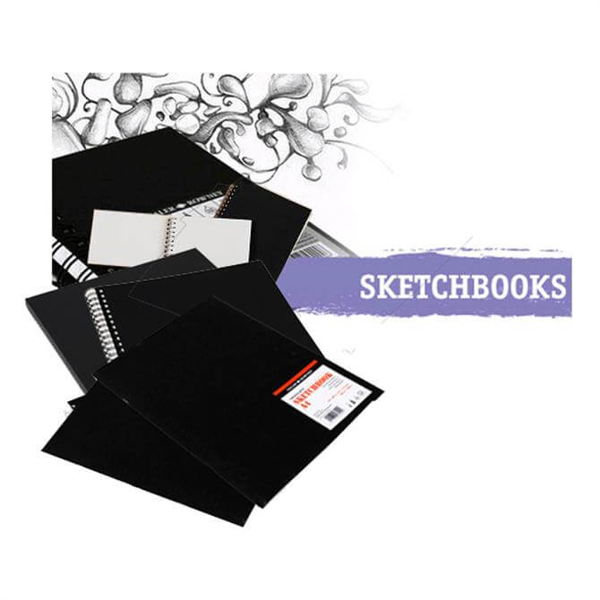 Daler Rowney Graduate Soft Cover Gloss Sketchbook