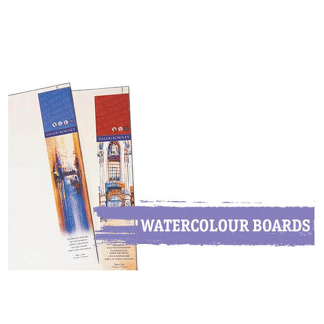 Daler Rowney Langton NOT Surface Water Colour Board