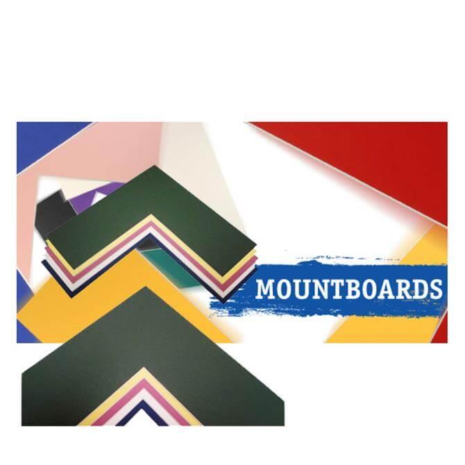 Daler Rowney Metallic Mountboard A1