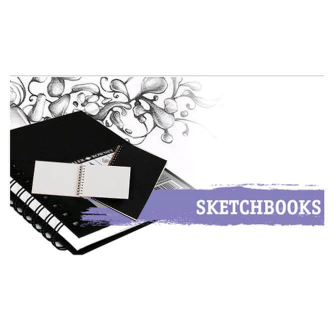 Daler Rowney Spiral Portrait Sketchbook