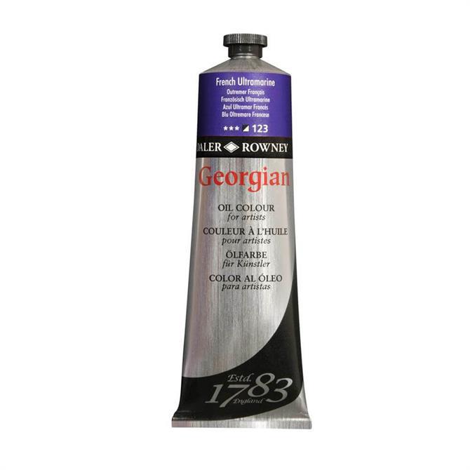 Daler-Rowney Georgian Oil Colours- 38ml Tubes